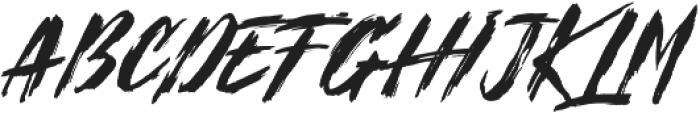 Metric otf (400) Font UPPERCASE