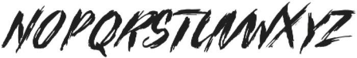 Metric otf (400) Font LOWERCASE