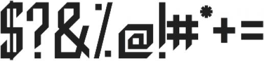 Metrix otf (400) Font OTHER CHARS