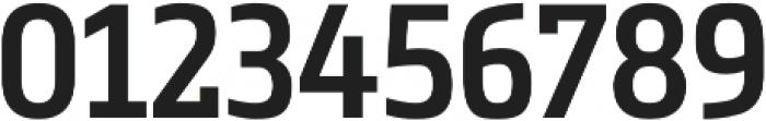 Metronic Slab Narrow SemiBold otf (600) Font OTHER CHARS