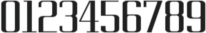 Metropolis Bold otf (700) Font OTHER CHARS
