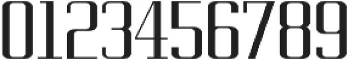 Metropolis otf (400) Font OTHER CHARS