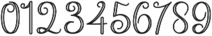 Mettical Regular otf (400) Font OTHER CHARS