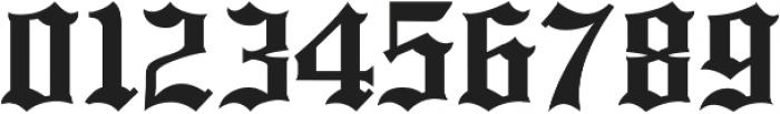 Mexside Vol 3 ttf (400) Font OTHER CHARS