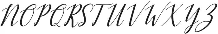 Mezabetto otf (400) Font UPPERCASE