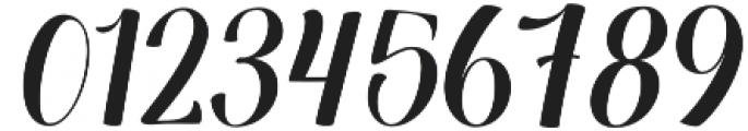 melisca otf (400) Font OTHER CHARS