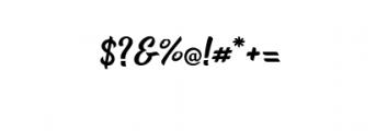 Medinah.ttf Font OTHER CHARS