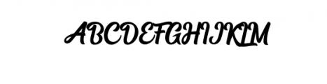 Medinah.ttf Font UPPERCASE
