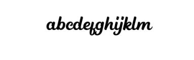 Medinah.ttf Font LOWERCASE