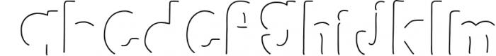 Mega Font Pack - 70% off! 11 Font LOWERCASE