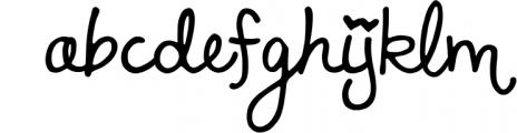 Mega Font Pack - 70% off! 13 Font LOWERCASE