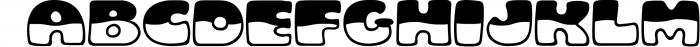 Mega Font Pack - 70% off! 18 Font LOWERCASE