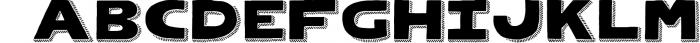 Mega Font Pack - 70% off! 19 Font UPPERCASE