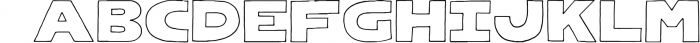Mega Font Pack - 70% off! 19 Font LOWERCASE