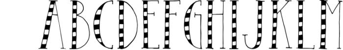 Mega Font Pack - 70% off! 26 Font UPPERCASE