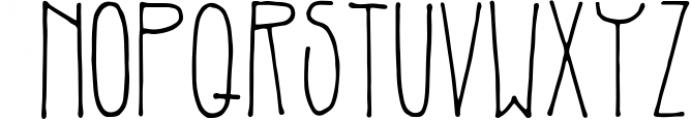 Mega Font Pack - 70% off! 27 Font UPPERCASE