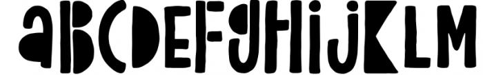 Mega Font Pack - 70% off! 4 Font LOWERCASE