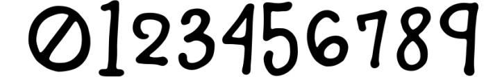 Mega Font Pack - 70% off! 5 Font OTHER CHARS