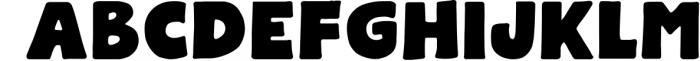 Mega Font Pack - 70% off! 6 Font UPPERCASE