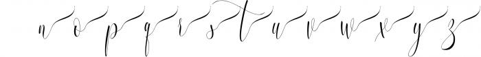 Melamar Calligraphy 4 Font LOWERCASE