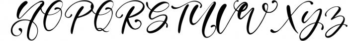 Mermaid Lagoon SVG Font Duo 1 Font UPPERCASE