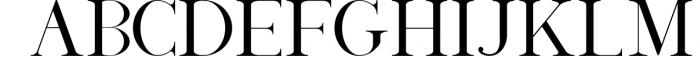 Mermaid Lagoon SVG Font Duo Font UPPERCASE