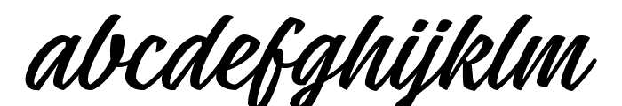 Mean Casat Light PERSONAL USE Font LOWERCASE