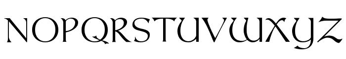 MeathFLF Font UPPERCASE
