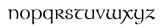 MeathFLF Font LOWERCASE