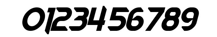 Mech Tech Bold Italic Font OTHER CHARS