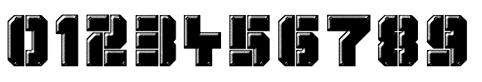 Mechanical Animals Font OTHER CHARS