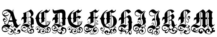 MediciText Font UPPERCASE