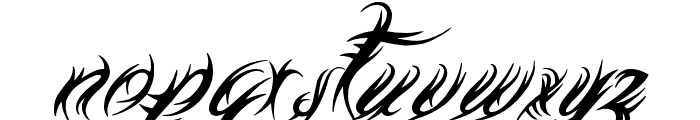 Medieval Queen Font LOWERCASE