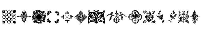 MedievalMotif Font LOWERCASE