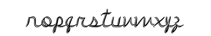 Medley_Script Font LOWERCASE