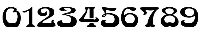 Medusa Regular Font OTHER CHARS