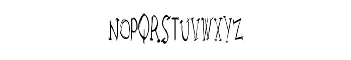 MegaLife Font UPPERCASE