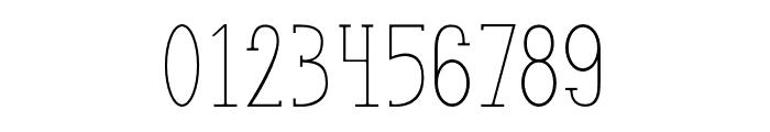 MeganSerif Font OTHER CHARS