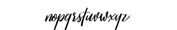 MegattorDEMO Font LOWERCASE