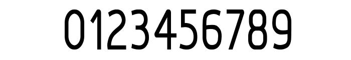 Megi Sans Narrow Font OTHER CHARS