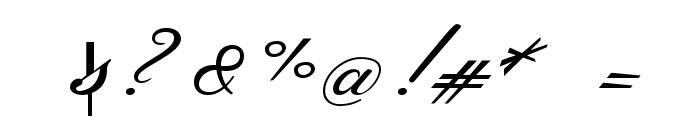 Meie Script Font OTHER CHARS
