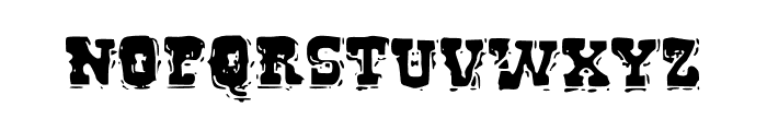 Mejiko Font UPPERCASE