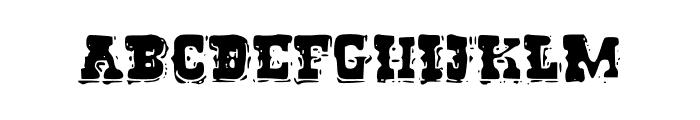 Mejiko Font LOWERCASE