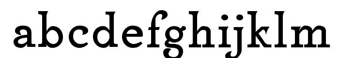 MekanusADFStd-Bold Font LOWERCASE