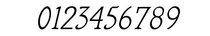 MekanusADFStd-Italic Font OTHER CHARS