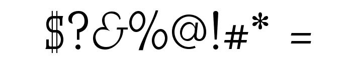 MekanusADFStd-Regular Font OTHER CHARS