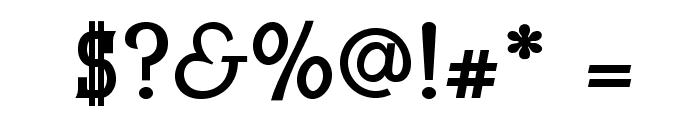 MekanusADFTitlingStd-Bold Font OTHER CHARS
