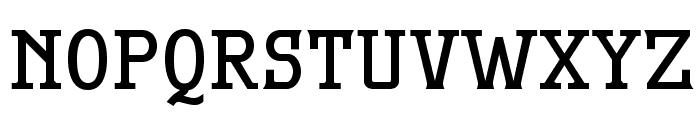 MekanusADFTitlingStd-Bold Font LOWERCASE