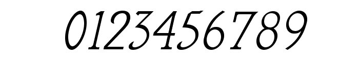 MekanusADFTitlingStd-Italic Font OTHER CHARS