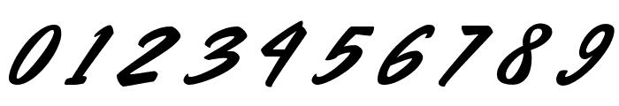 Mekar Script free Font OTHER CHARS